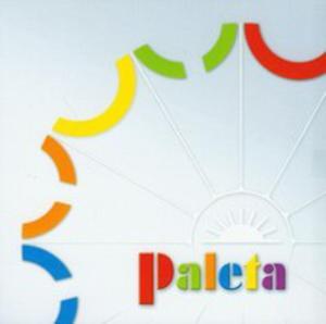 Paleta P1 Barwa Linia Rysunek Tarcze Ćwiczeń - 2839262155