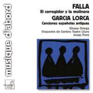 El Corregidor Y La Molinera - 2839215946