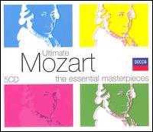 Ultimate Mozart - 2844416057