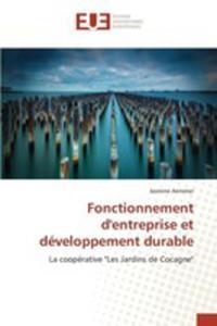 Fonctionnement D'entreprise Et Développement Durable - 2857259903