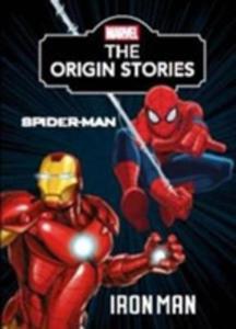 Marvel Spider-man Iron-man Padded Classic - 2840431127