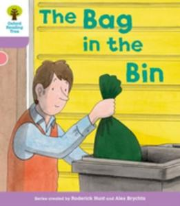 Oxford Reading Tree: Level 1 + More A Decode And Develop The Bag In The Bin - 2845349078