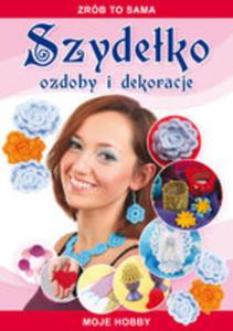 Szydełko Ozdoby I Dekoracje - 2844448149