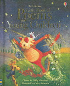 Little Book Of Poems For Young Children - 2840078179