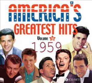 America's Greatest Hits 1959 / Różni Wykonawcy - 2839714160