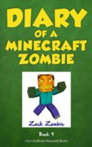 Diary Of A Minecraft Zombie Book 9 - 2852941846