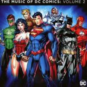 The Music Of Dc Comics - Vol. 2 - 2840441014