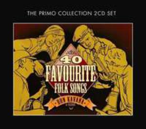 40 Favourite Folk Songs - 2839327979