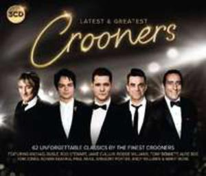 Crooners - Latest & Great - 2843705599