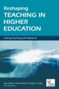 Re - Shaping Teaching In Higher Education - 2849505676
