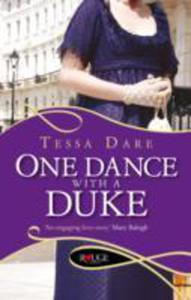 One Dance With A Duke: A Rouge Regency Romance - 2839852490