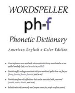 Wordspeller Phonetic Dictionary - 2852926268