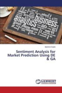 Sentiment Analysis For Market Prediction Using De & Ga - 2857252609