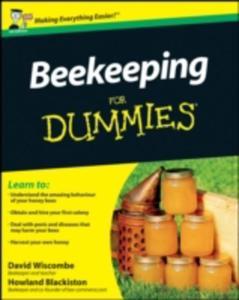 Beekeeping For Dummies - 2839961616