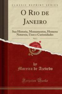 O Rio De Janeiro, Vol. 2 - 2853049893