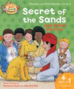 Oxford Reading Tree Read With Biff, Chip, And Kipper: Secret Of The Sands & Other Stories - 2839860193