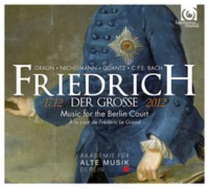 Friedrich Der Grosse 1712 - 2012 - 2839284314