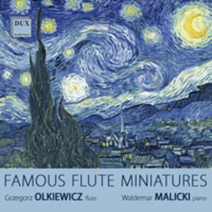 Słynne Miniatury Fletowe - 2839292111
