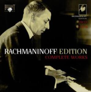 Rachmaninoff Complete Edition - 2845962846