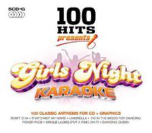 100 Hits Girls Night Kara - 2839314112