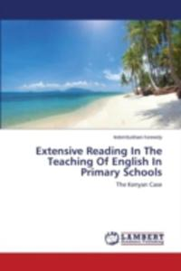 Extensive Reading In The Teaching Of English In Primary Schools - 2857171270