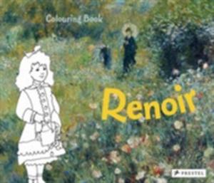 Coloring Book Renoir - 2840427914