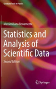 Statistics And Analysis Of Scientific Data - 2843976689