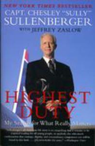 Highest Duty - 2846734643
