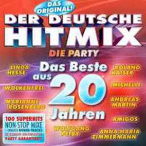 Der Deutsche Hitmix - 2842852907