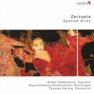Spanish Opera Arias - 2839368525
