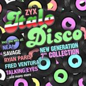 Zyx Italo Disco New Gener - 2843981856