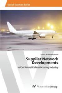 Supplier Network Developments - 2860685919