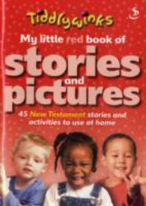 My Little Red Book Of Stories & Pictures (New Testament) - 2844443722