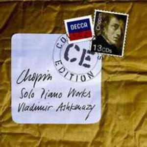 Chopin Piano Works Collectors Edition - 2839260928