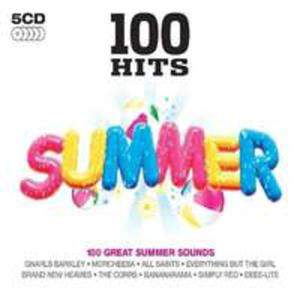 100 Hits Summer - 2840104542