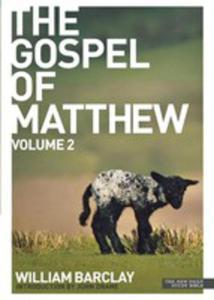 The Gospel Of Matthew - 2849004240