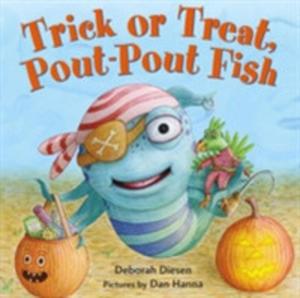 Trick Or Treat Pout-pout Fish - 2840432418