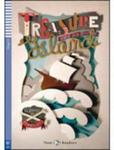 Treasure Island + Cd A2 - 2839761961