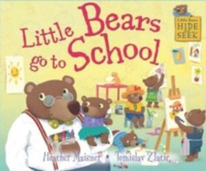 Little Bears Go To School - 2849931070