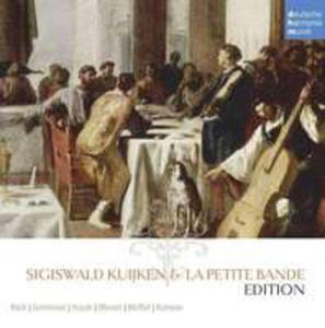 Sigiswald Kuijken & La Petite Bande Edition - 2839286185