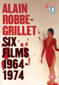 Alain Robbe-grillet: Six Films 1964-1974 - 2848197190