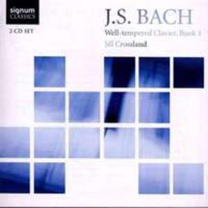 J.s. Bach Well - Tempered Clavier, Book 1 - 2839231022