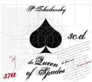 Queen Of Spades (Pique Da - 2839540246