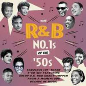 R & B No. 1s Of The 50's - 2839563185