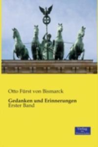 Gedanken Und Erinnerungen - 2857098315