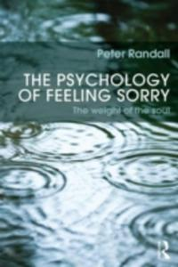 The Psychology Of Feeling Sorry - 2839971013
