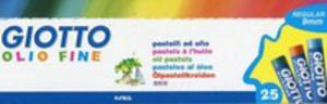 Giotto Pastele Olejne 25 Sztuk - 2856618015