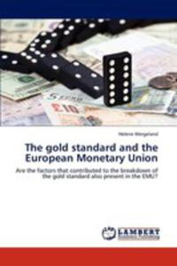 The Gold Standard And The European Monetary Union - 2857255458