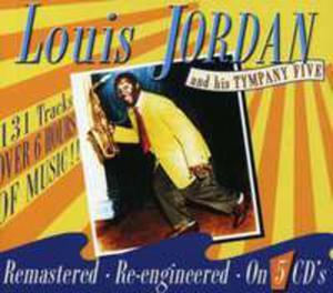 Louis Jordan & His Tympan - 2839355876