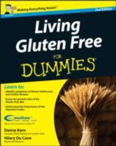 Living Gluten - Free For Dummies - 2839960983